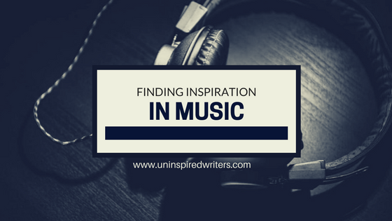 Finding inspiration in music
