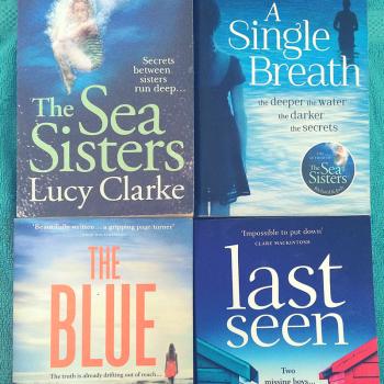 lucy clarke novels
