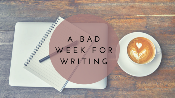 A badweek forwriting