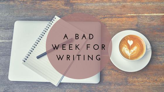 A badweek forwriting