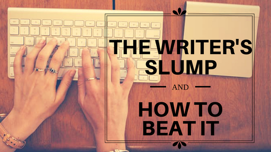 The Writer's slump