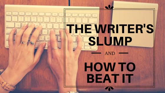 The Writer's slump