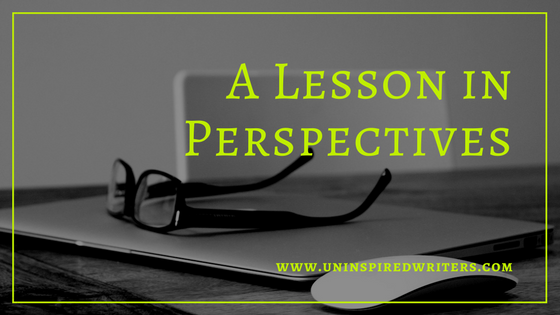 A Lesson in Perspectives