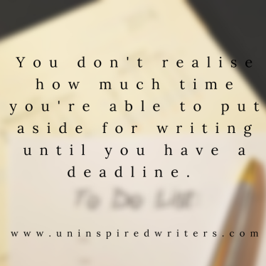 importance of deadlines Attempts to meet optimistic dates result in unnecessary problems figure 1 clearly shows the importance of having a the importance of a realistic schedule.