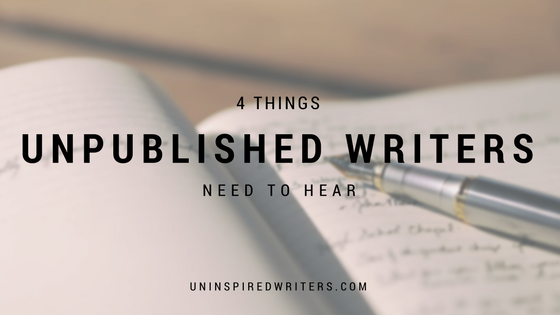 unpublished writers