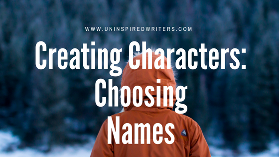 Creating Characters (1)