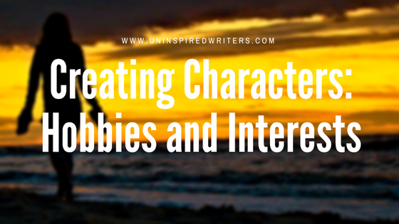 Creating Characters (2)