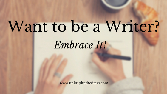 Want to be a Writer_